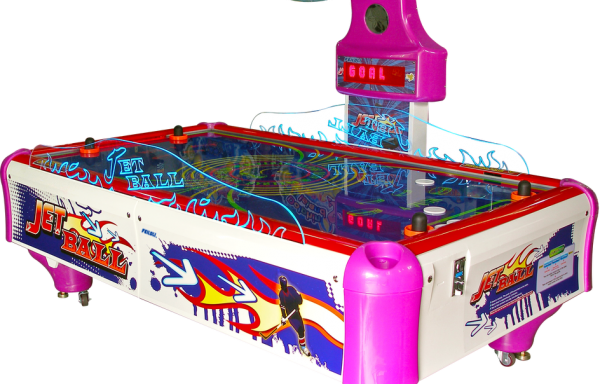 Air Hockey- Jet Ball