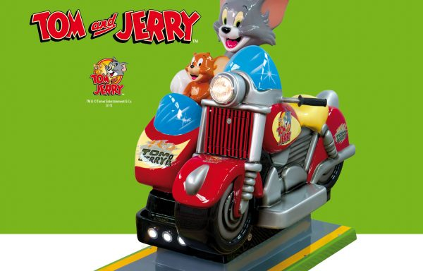 Tom & Jerry Chopper