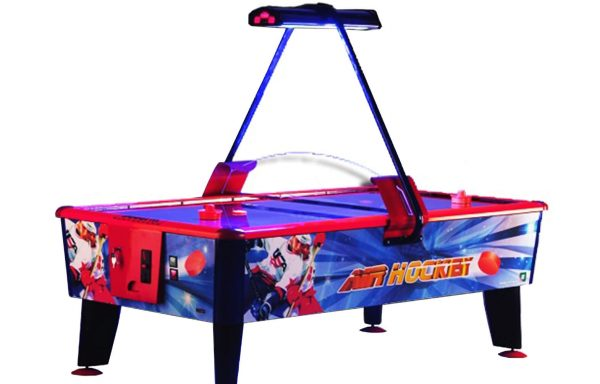 Air Hockey- Gold