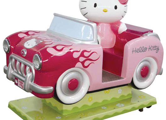 Hello Kitty- Happy Car