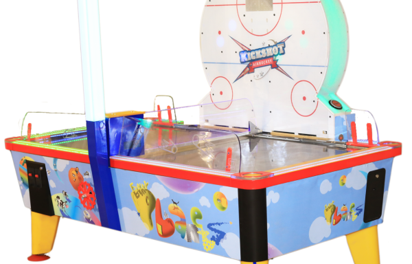 Air Hockey- Multipuck