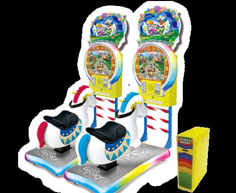 Kiddie Rides Interactive
