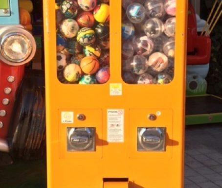 Fantastic Πορτοκαλί Αυτόματος Πωλητής Μεταχειρισμένο