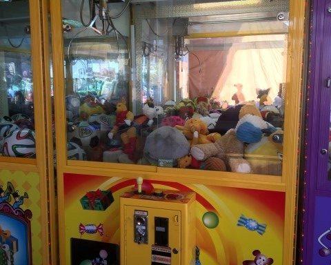 Toy Story Γερανάκι Μεταχειρισμένο
