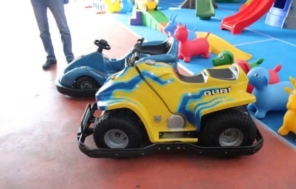 Baby Cart Κίτρινο  Μεταχειρισμένο