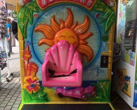 Miami Kiddie Ride Μεταχειρισμένο
