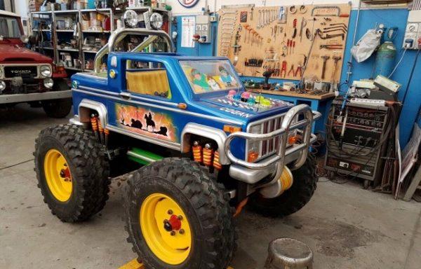 Cogan Jeep