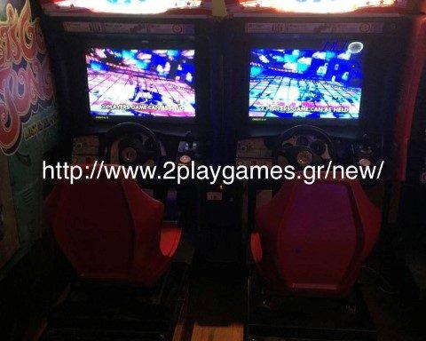 Sega Race TV Μεταχειρισμένο