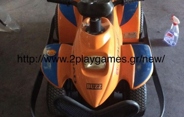 Baby Cart Orange Μεταχειρισμένο