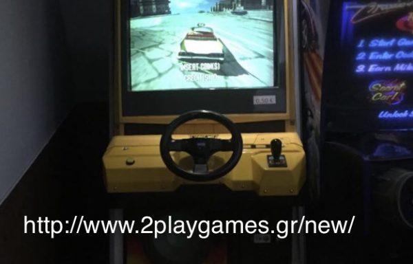 Crazy Taxi Μεταχειρισμένο