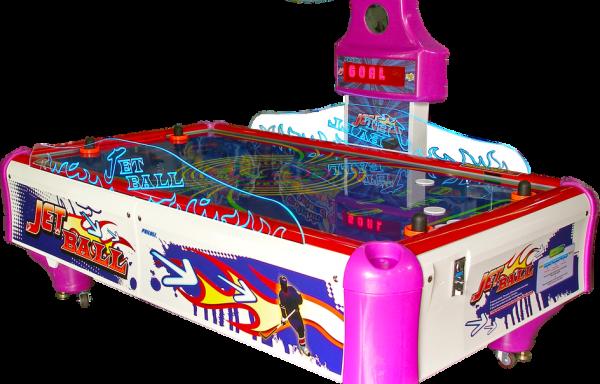 Air Hockey- Jet Ball
