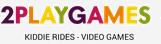 2Playgames. Τα πάντα για τα ηλεκτρονικά και ψυχαγωγικά παιχνίδια! Αυτοκινητάκια, γερανοί, ηλεκτρονικά, Playstation kiddie rides και άλλα πολλά.