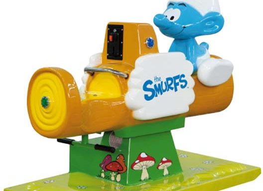 The Smurfs Up & Down