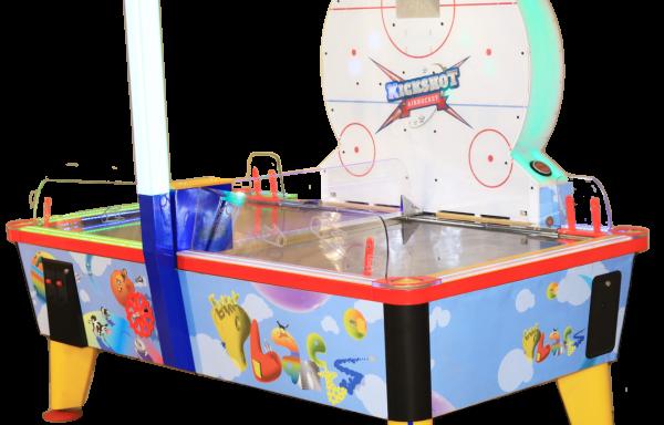 Air Hockey- Multipuck