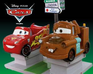 Cars Double Race
