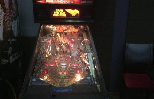 Terminator 3 Flipper Μεταχειρισμένο
