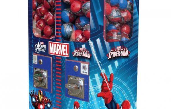 Fantastic Marvel Αυτόματος Πωλητής