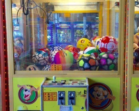The Best Toys Γερανάκι Μεταχειρισμένο