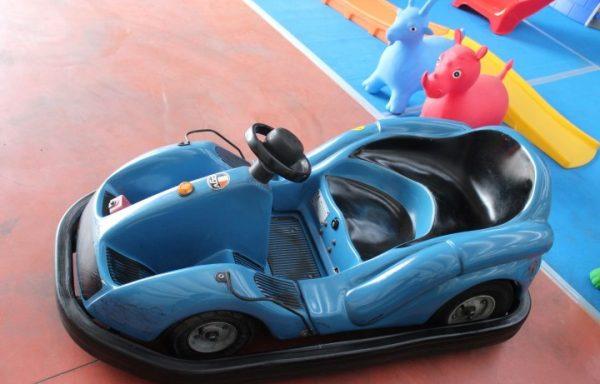 Baby Cart Μπλε Μεταχειρισμένο