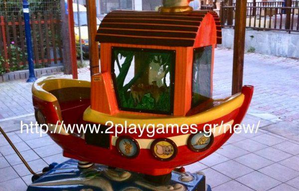 Jungle Boat Μεταχειρισμένη