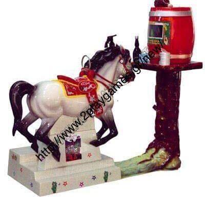 Cogan Horse and Barrel Shot
